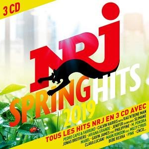 VA - NRJ Spring Hits 2019 (3CD) (2019)