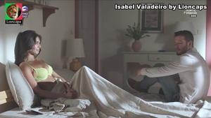 Isabel Valadeiro super sensual na novela Golpe de Sorte