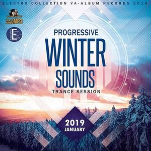 VA - Progressive Winter Sounds: Trance Session (2019)
