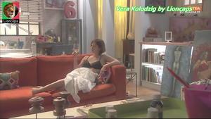 Vera Kolodzig sensual na serie Onde está Elisa