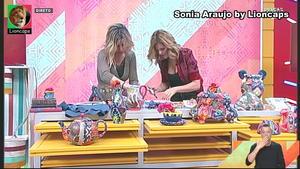 Sonia Araujo sensual na Rtp