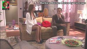 Barbara Norton Matos sensual em vários traabalhos