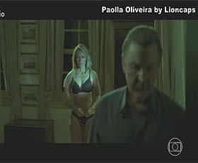 Paolla Oliveira super sensual na serie Assedio