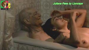 Juliana Paes nua no filme A Despedida