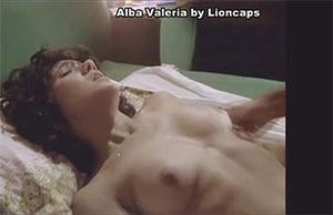 Alba Valeria nua no filme Gosto pelo Pecado