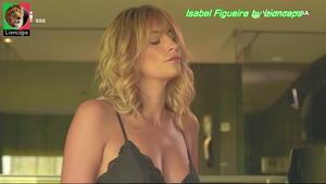 Isabel Figueira sensual na novela Valor da Vida