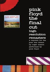 Pink Floyd - The Final Cut High Resolution Remasteres (4CD Deluxe) (lossless, 2018)