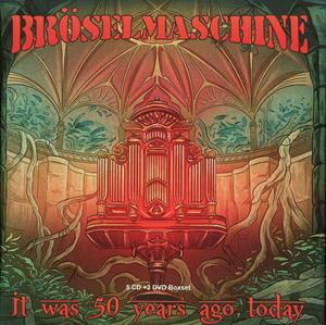 Broselmaschine - It Was 50 Years Ago Today (5CD) (lossless, 2018)