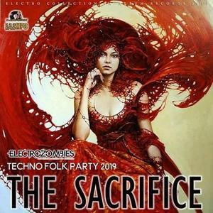 VA - The Sacrifice: Techno Folk Party 2019 (2019)