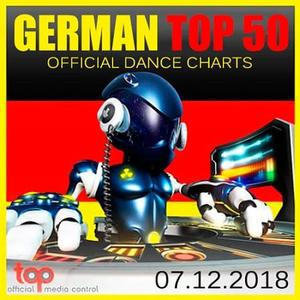 VA - German Top 50 Official Dance Charts (07.12.2018)
