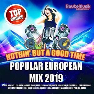 VA - Popular European Mix 2019 (2019)