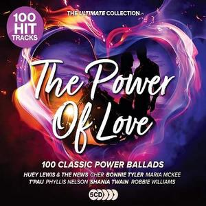 VA - Ultimate Collection: The Power Of Love (5CD) (2019)