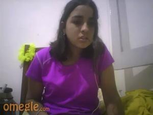 Jailbait girl on webcam - 003 from omegle